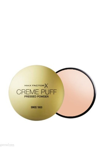Крем-пудра Creme Puff Pressed Powder  №81, 21 г Max Factor