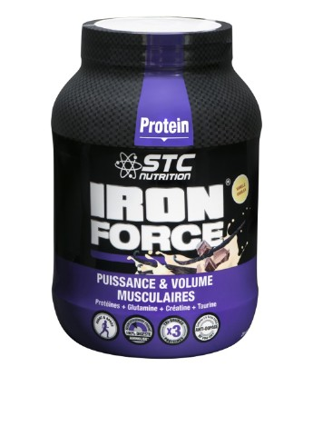 Добавка Iron Force Protein – CHOCOLAT, 750 г STC Nutrition