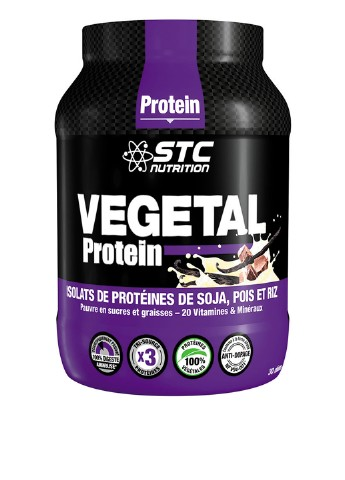 Добавка VEGETAL PROTEIN CHOCOLATE, 750 г STC Nutrition