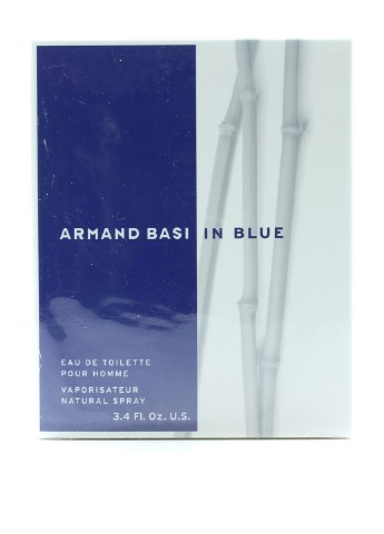 Туалетная вода ARMAND BASI IN BLUE POUR HOMME (TESTER), 100 мл Armand Basi