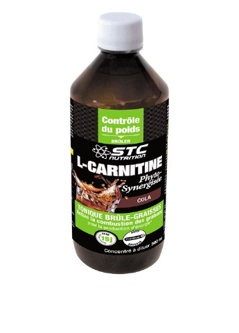 "Добавка ""L-CARNITINE PHYTO-SYNERGISEE"", 500 мл STC Nutrition"
