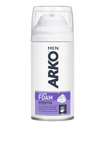 Пенка для бритья Men Shaving Foam Sensitivе, 100 мл Arko