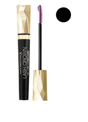 Тушь для ресниц Lash Crown Mascara №01 Black, 6,5 мл Max Factor