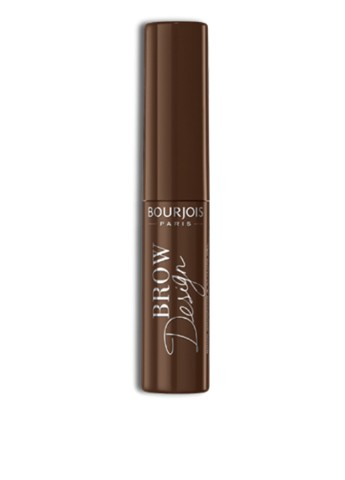 Тушь для бровей Brow Design Mascara №02, 6 мл Bourjois