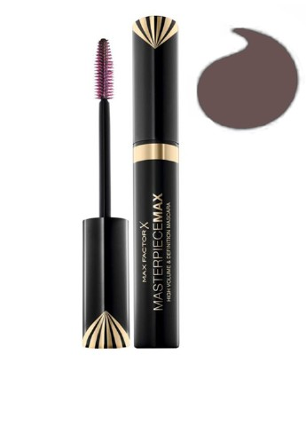 Тушь для ресниц Masterpiece Max № 02 (black/brown), 7,2 мл Max Factor