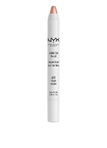 Тени-карандаш для глаз Jumbo 611 (Yogurt), 5 г NYX Professional Makeup