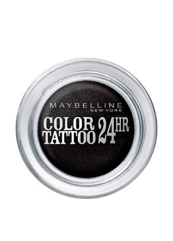 Тени кремовые Color Tattoo 24 Hour Cream Gel Shadow № 60 (timeless black), 4,5 г Maybelline