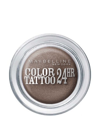 Тени кремовые Color Tattoo 24 Hour№40 (Permanent Taupe), 4,5 г Maybelline