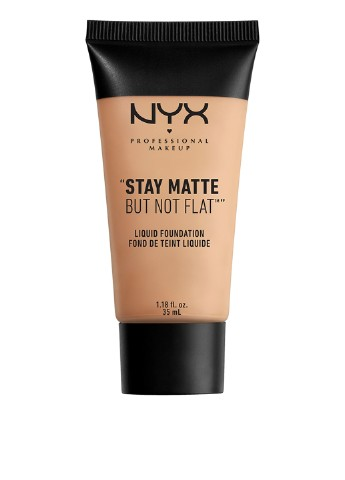 Тональная основа Stay Matte But Not Flat Liquid Foundation, 35 мл NYX Professional Makeup