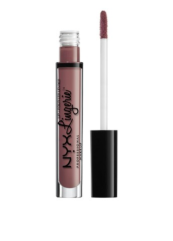 Помада жидкая матовая Lip Lingerie (French Maid), 4 мл NYX Professional Makeup