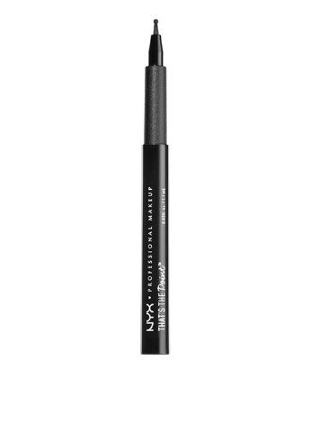 Подводка для глаз That's The Point Eyeliner On The Dot (черный), 1,1 мл NYX Professional Makeup