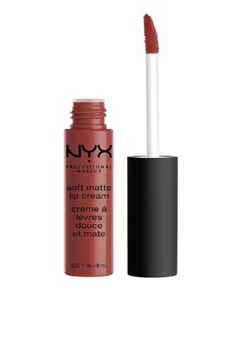 Помада жидкая Makeup Soft Matte Lip Cream 32 (Rome), 8 мл NYX Professional Makeup