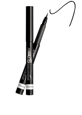 Підводка для очей Scandaleyes Precision Micro (Black), 1,1 мл Rimmel