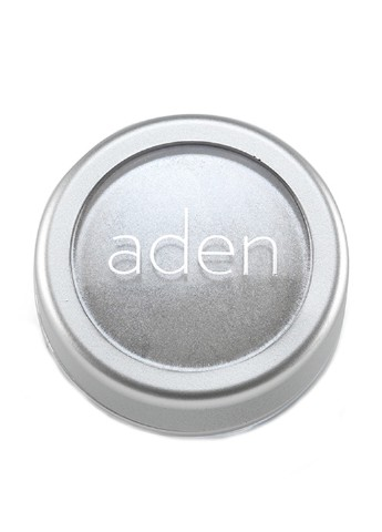 Тени для век Loose Powder Eyeshadow/ Pigment Powder 01 White, 3 г Aden