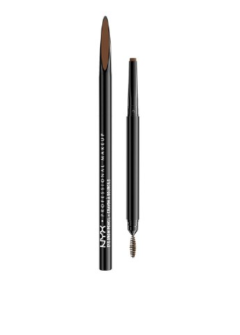 Карандаш для бровей Precision (Soft Brown), 0,13 г NYX Professional Makeup