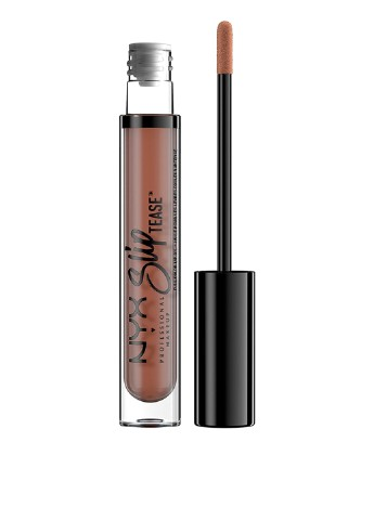 Масло для губ Тонирующее Slip Tease Full Color Lip Oil Beyond Basic, 4 мл NYX Professional Makeup