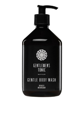 Мужской гель для душа Gentlemen's Tonic Babassu & Bergamot Gentle Body Wash 500 мл Gentlemen's Tonic