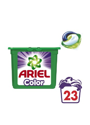 Капсулы Color & Style (23 шт.) Ariel