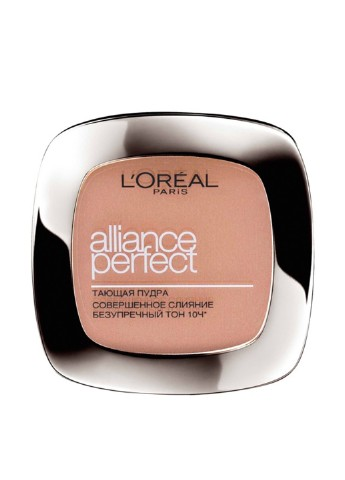 Пудра Alliance Perfect №R3 (бежево-рожевий), 9 г L'Oreal Paris