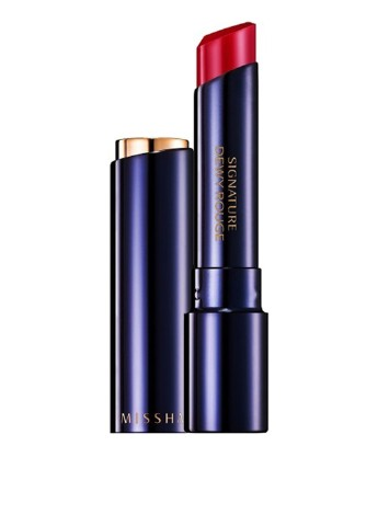 Помада Signature Dewy Rouge №RD03 Cherry Bubble, 3,4 г MISSHA