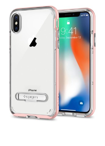 Чехол Spigen Crystal Hybrid для iPhone Xs Max Rose Gold Spigen