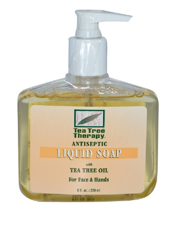 Мыло жидкое для лица и рук с маслом чайного дерева, 236 мл Tea Tree Therapy