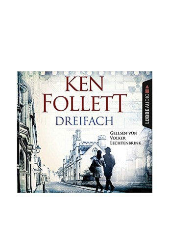 Аудио-диск Ken Follett Dreifach (6 шт.) Lidl