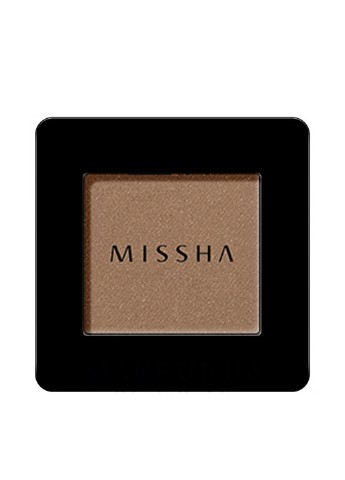 Тени MBR02 (Morning Coffee), 1,8 г MISSHA