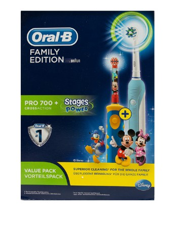 Набор Oral-B Family Edition (500 D16 + Mickey D10) Oral-B