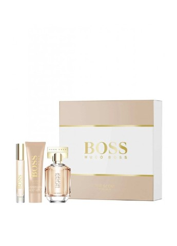Набор The Scent For Her (3 пр.) Hugo Boss
