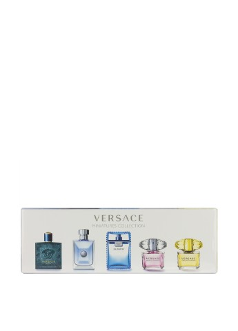 Набор Mens & Ladies (миниатюра), (5 пр.) Versace