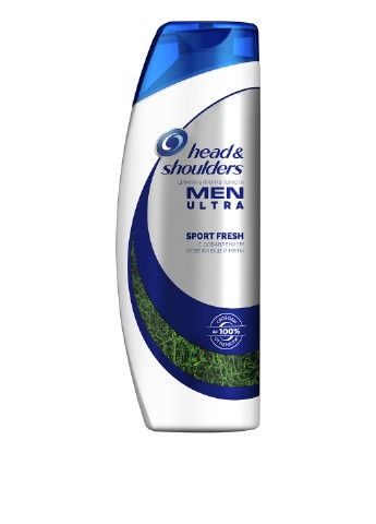 Шампунь против перхоти Sports Fresh, 400 мл Head & Shoulders