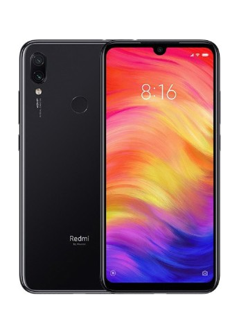 Купить смартфон  Xiaomi Redmi Note 7 3/32GB Space Black за 4499 грн в Интернет-магазине Kasta - Киев, Украина (130569694)