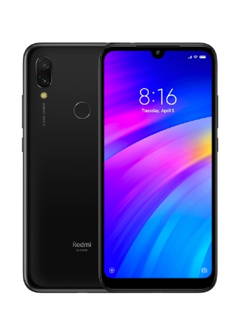 Купить смартфон  Xiaomi Redmi 7 2/16GB Eclipse Black за 2999 грн в Интернет-магазине Kasta - Киев, Украина (130569690)