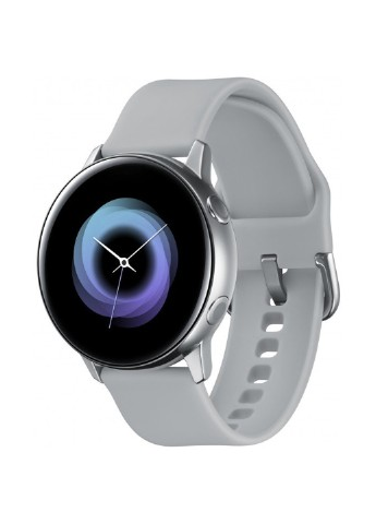 Купить смарт-часы  Samsung Samsung Galaxy Watch Active (SM-R500) SILVER за 6999 грн в Интернет-магазине Kasta - Киев, Украина (130592101)