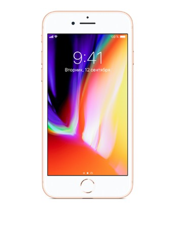 Купить смартфон  Apple iPhone 8 64GB Gold (MQ6J2) за 15999 грн в Интернет-магазине Kasta - Киев, Украина (130358604)