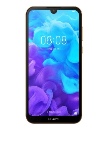 Купить смартфон  Huawei Y5 2019 2/16GB Amber Brown (POT-Lх1) за 2499 грн в Интернет-магазине Kasta - Киев, Украина (130284861)