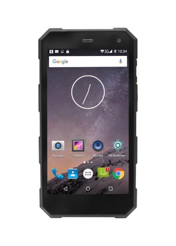 Купить смартфон  Sigma mobile X-treme PQ24 1/8GB Black (4827798875612) за 3199 грн в Интернет-магазине Kasta - Киев, Украина (130425122)