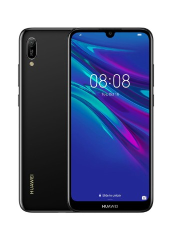 Купить смартфон  Huawei Y6 2019 2/32GB Midnight Black (MRD-Lх1) за 2999 грн в Интернет-магазине Kasta - Киев, Украина (130359123)