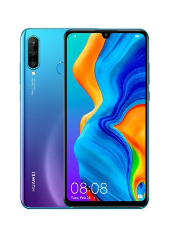 Купить смартфон  Huawei P30 Lite 4/128GB Peacock Blue (MAR-Lх1A) за 7299 грн в Интернет-магазине Kasta - Киев, Украина (130359125)