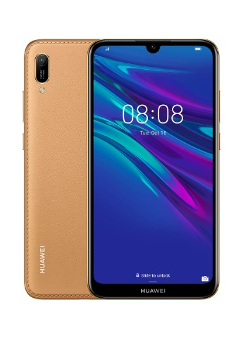 Купить смартфон  Huawei Y6 2019 2/32GB Amber Brown (MRD-Lх1) за 2999 грн в Интернет-магазине Kasta - Киев, Украина (130359120)