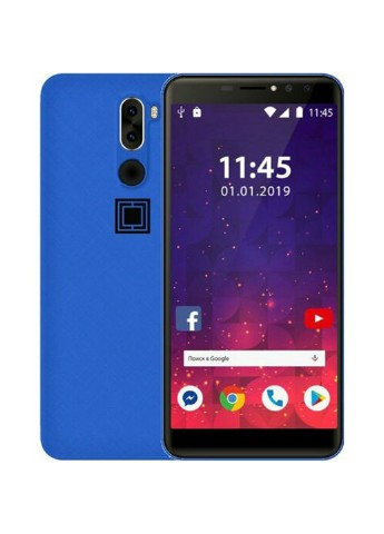 Купить смартфон  ASSISTANT AS-601L Pro 2/16GB Blue за 1999 грн в Интернет-магазине Kasta - Киев, Украина (131804413)