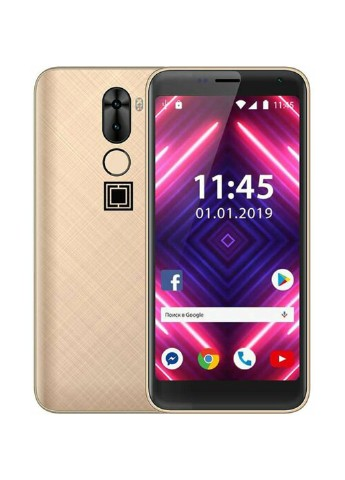Купить смартфон  ASSISTANT AS-601L Pro 2/16GB Gold за 1999 грн в Интернет-магазине Kasta - Киев, Украина (131804402)