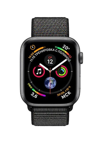 Купить смарт-часы  Apple Series 4 GPS, 40mm (MU672UA/A) за 13499 грн в Интернет-магазине Kasta - Киев, Украина (133807427)