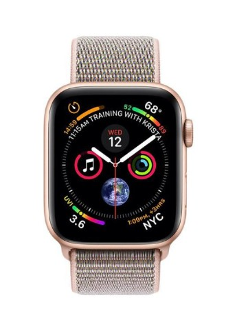Купить смарт-часы  Apple Series 4 GPS, 44mm (MU6G2UA/A) за 14499 грн в Интернет-магазине Kasta - Киев, Украина (133807424)