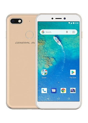 Купить смартфон  General Mobile 8GO 1/16GB Gold за 2799 грн в Интернет-магазине Kasta - Киев, Украина (134993684)