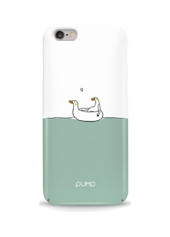Купить чехол  Pump Tender Touch Case для iPhone 6/6S Gusi Sweeming за 289 грн в Интернет-магазине Kasta - Киев, Украина (136994105)