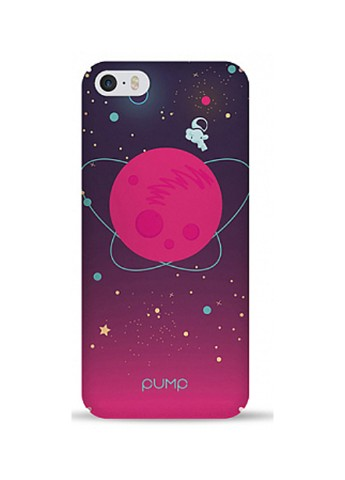 Купить чехол  Pump Tender Touch Case для iPhone 5/5S/SE Pink Space за 219 грн в Интернет-магазине Kasta - Киев, Украина (136993867)