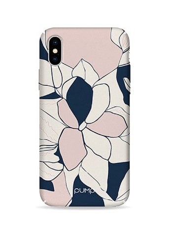 Купить чехол  Pump Tender Touch Case для iPhone X/XS Art Flowers за 399 грн в Интернет-магазине Kasta - Киев, Украина (136993892)