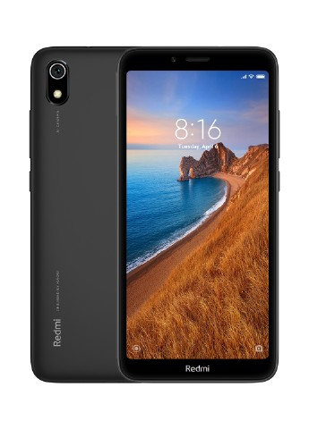 Купить смартфон  Xiaomi Redmi 7A 2/16GB Matte Black за 2799 грн в Интернет-магазине Kasta - Киев, Украина (135298050)